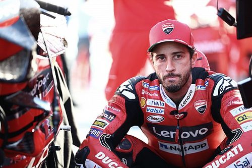 Dovizioso to test Aprilia MotoGP bike as talks intensify