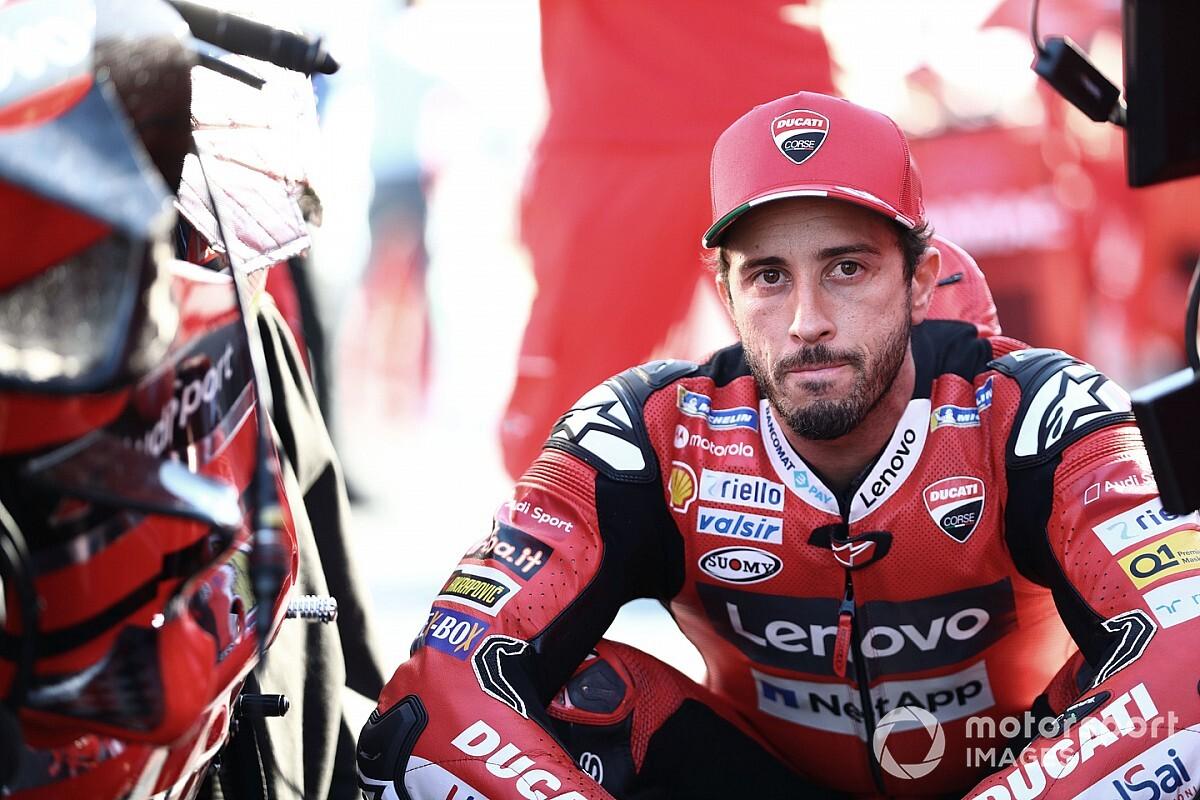 Perpisahan Dovizioso-Ducati Terendus sejak 2019