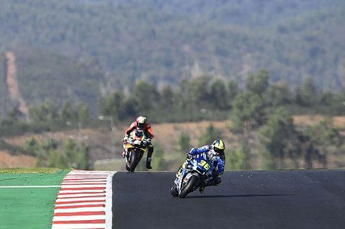Horario y cómo ver hoy la carrera de Portugal de MotoGP