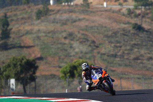 Volledige uitslag kwalificatie MotoGP GP van Portugal
