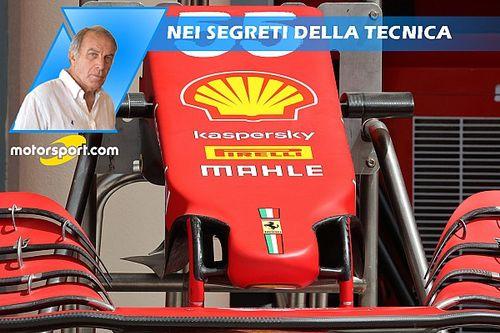 """Piola: """"Nuovo cape Ferrari per bilanciare la SF21"""""""
