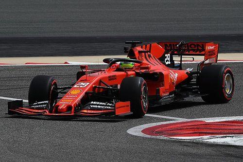 Fotogallery: Mick Schumacher tra Ferrari ed Alfa Romeo nel suo debutto in F1