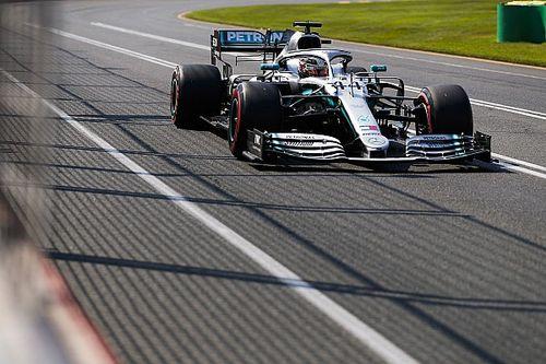 Hamilton bate recorde e faz a pole do GP da Austrália de Fórmula 1