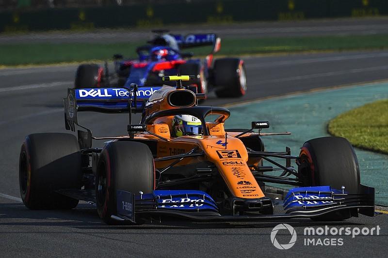 """De Ferran: """"Norris heeft laten zien thuis te horen in de Formule 1"""""""