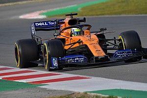 """Norris ziet McLaren uit diep dal klimmen: """"Maar het is nog niet perfect"""""""