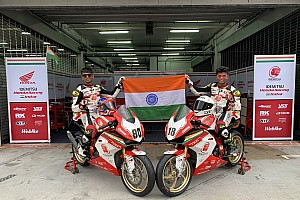 Honda India heads to Australia ARRC after Malaysia success