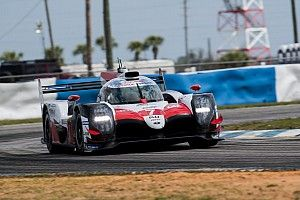 Toyota sets unofficial lap record in Sebring testing