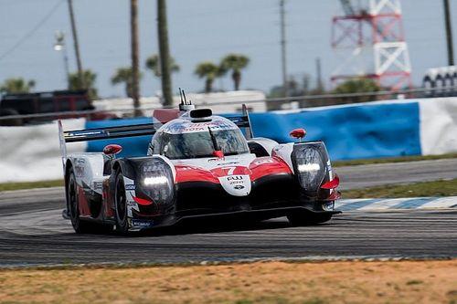 """Toyota, Sebring testinde pistin """"resmi olmayan"""" tur rekorunu kırdı"""