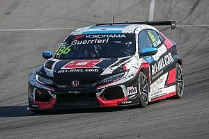 Guerrieri tops opening WTCR test day for Munnich Honda