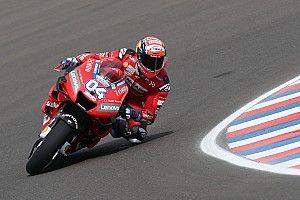 Argentina MotoGP: Dovizioso pips Miller to top FP2