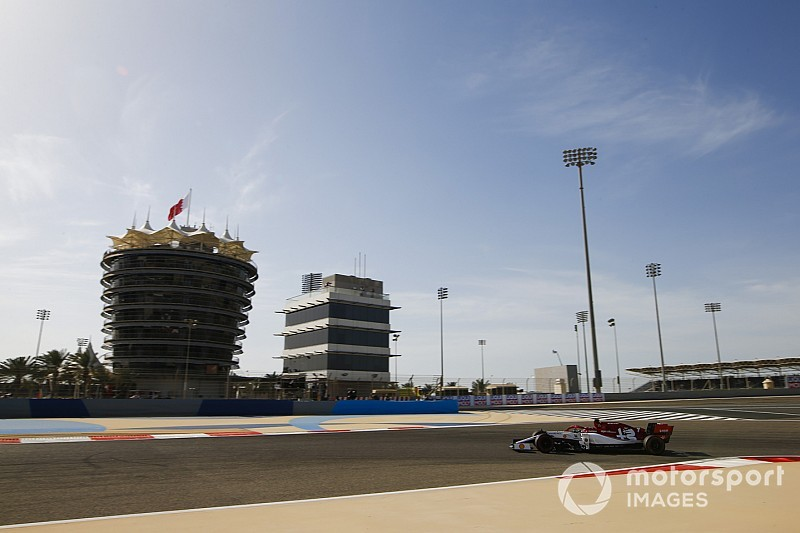 Live: Follow Bahrain GP practice as it happens