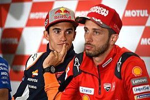 «Маркес от нас не убежит». Скорость лидера Honda не беспокоит лидера Ducati накануне гонки в Аргентине
