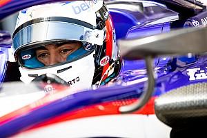 Giuliano Alesi squalificato al termine della Sprint Race del Bahrain