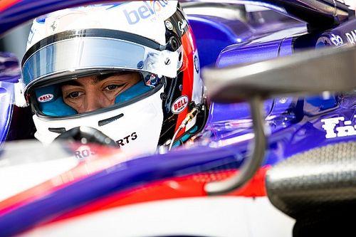 Giuliano Alesi squalificato al termine della Spint Race del Bahrain