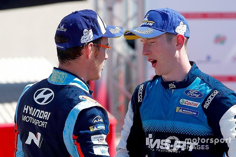 """Neuville: """"Bel duello con Evans. Avrebbe meritato lui di vincere in Corsica"""""""