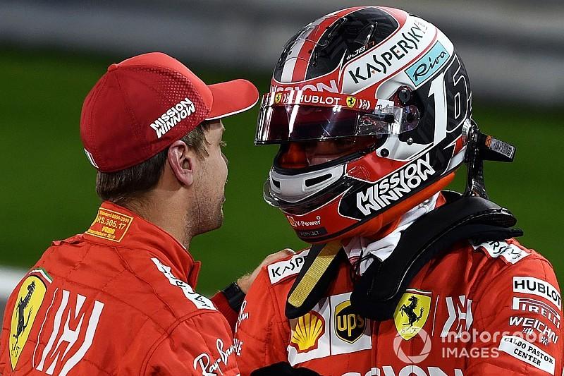 Yorum: Hamilton seviyesindeki Leclerc, Vettel'i Ferrari'den gönderir mi?