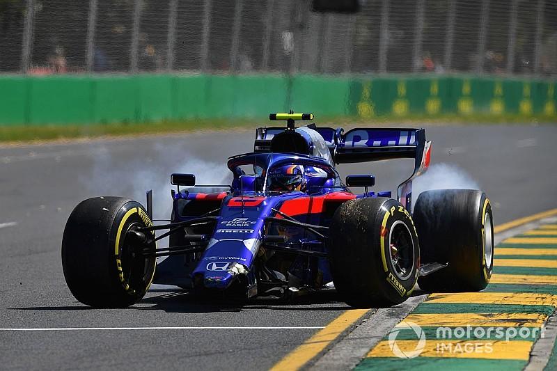 Marko nem fedte meg keményen a Toro Rosso újoncát az autótörés miatt