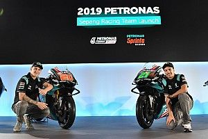 Morbidelli: Ter a mesma moto de Rossi vai me ajudar
