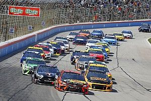 NASCAR Cup/Xfinity Texas playoff weekend schedule
