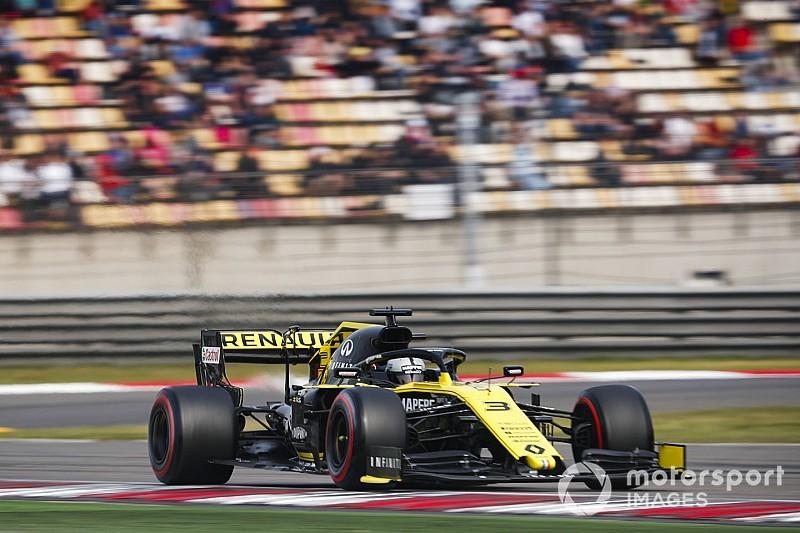 Ricciardo : satisfaction des points et conscience du travail restant