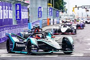 "Evans: Formula E qualifying ""the fairest it can be"""