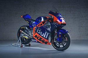 Fotogallery: KTM presenta le sue armi anche per l'assalto al titolo della Moto2