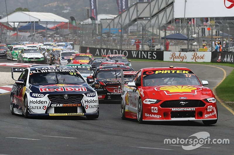 Sponsor calls top Supercars teams 'boring and predictable'