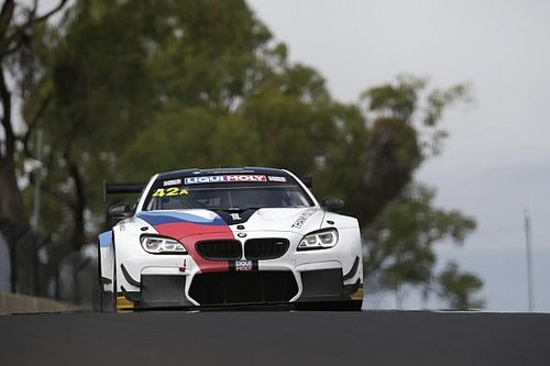 Bathurst 12 Hour: Schnitzer BMW leads at the halfway mark