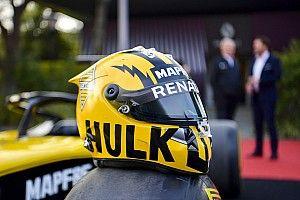 GALERIA: Veja capacetes especiais para o 1000º GP da Fórmula 1
