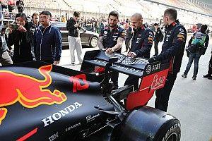 Red Bull: nelle prove libere due ali posteriori diverse per Verstappen e Gasly