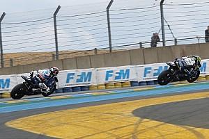 En direct de la pré-grille Superbike au Mans
