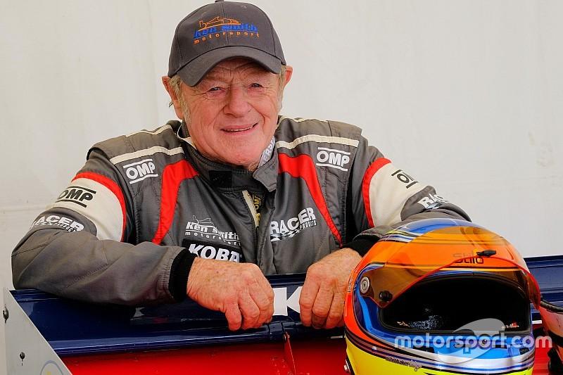 77-летний гонщик продолжит полувековую традицию и вновь выйдет на старт Гран При Новой Зеландии