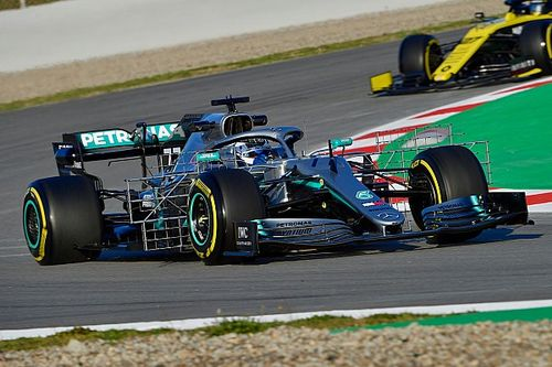 F1バルセロナ合同テスト前半2日目:ライブコメント実施中