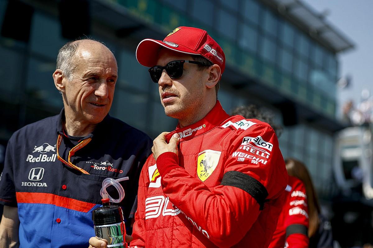 Первый босс Феттеля в Формуле 1 поддержал своего бывшего пилота