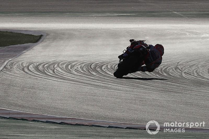 Le calendrier de tests MotoGP 2020 prend forme