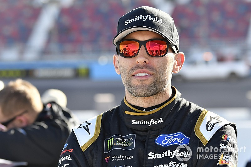 "Off to his best start, Aric Almirola now ready to ""challenge for wins"""