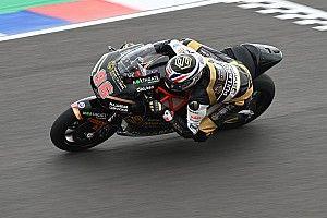 Moto2, Motegi, Libere 3: Dixon cade ma vola sotto alla pioggia