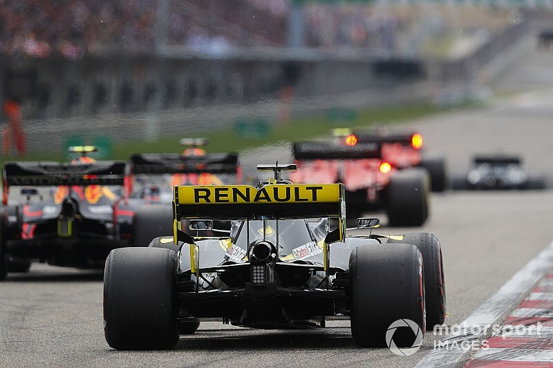 Renault: Hulkenberg problem related to MGU-K change