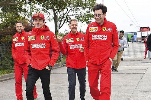 В Ferrari опровергли вызов гонщиков на ковер