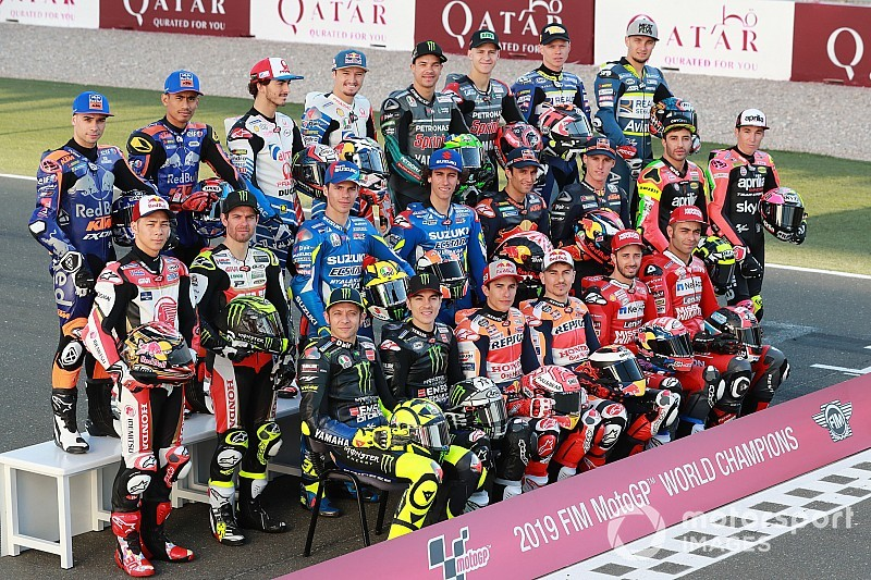 GALERI: Pembalap dan tim MotoGP 2019