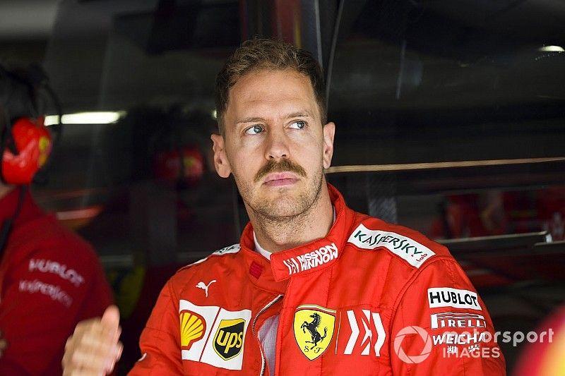 Vettel úgy érezte, a többiek nem tudtak a necces helyzetről a Q3 végén