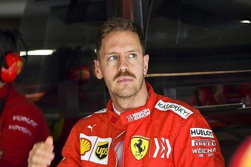 """Ferrari, Vettel: """"Gap troppo grande dalle Mercedes, potevamo migliorare di più la macchina!"""""""