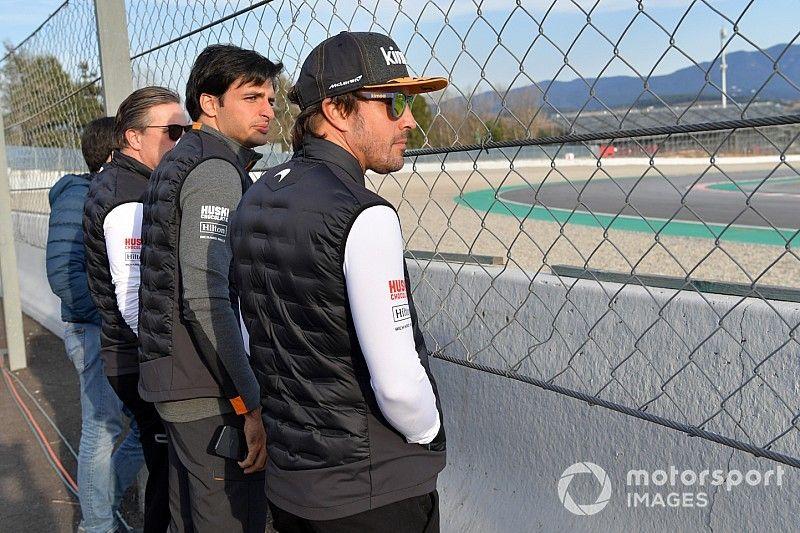 Alonso se subirá al McLaren en los test post GP de Bahrein