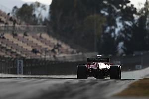Ferrari completa el shakedown sin problemas