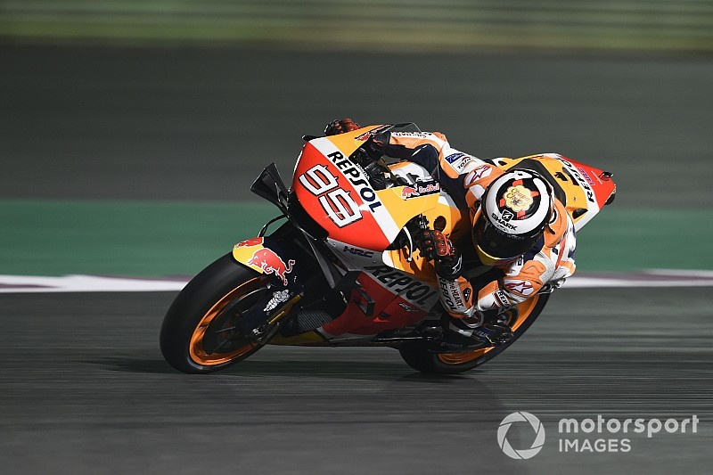 "Lorenzo ""more adapted"" to Honda than to Ducati last year"