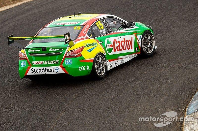 Ricciardo reflects on 'intimidating' Supercars experience
