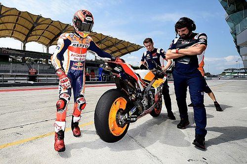 Marquez tak ingin gegabah dalam pemilihan mesin