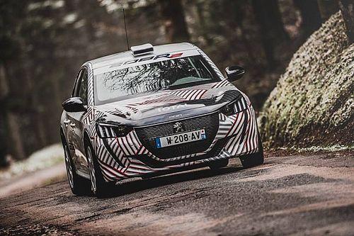 Peugeot: la nuova 208 R2 ha svolto i primi test in Francia. Sarà pronta per il 2020