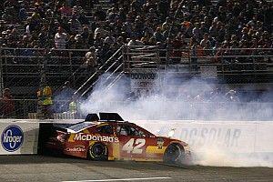 Ganassi supportive of Larson and Chevrolet despite struggles