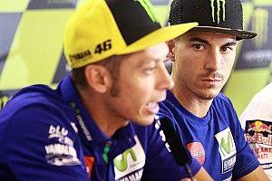 """Avoir Rossi comme coéquipier ? Viñales voyait cela """"plus difficile"""""""